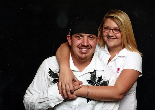 ENGAGED: Kayla Delloris Smith and Matthew Brandon Lambert