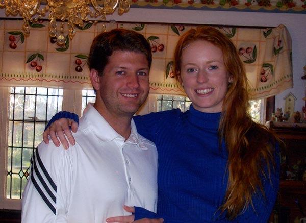 ENGAGED: Lindsay Diana Marks and Matthew Brandon Meredith