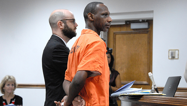 Green Street Murder Suspect Davis Sentenced To Life In